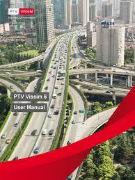 vissim 6 manual traffic simulation