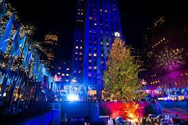 100 rockefeller christmas tree lighting rockefeller center