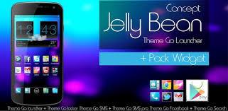 jelly bean apk update anda jelly bean theme go launcher v4 1 apk