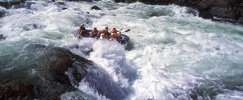 Rock Gardens Rafting Tuolumne River Whitewater Rafting Trips