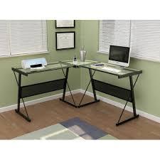 Z Line Designs Computer Desk Z Line Designs Skyla L Shape Corner Desk Walmart