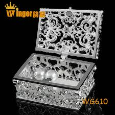 How To Make Decorative Gift Boxes At Home Design Home Decorative Gift Jewelry Storage Trinket Box Diy
