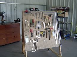 diy tool box organization buil the a frame in the picture covered