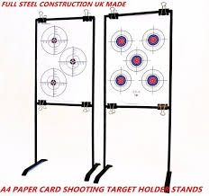 95 best air rifle target holder stands images on air