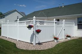 white privacy fence ideas and privacy screen white privacy fencing