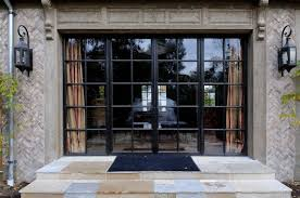 Steel Exterior Entry Doors Interesting Steel Entry Door With Metal Frame Pictures Ideas