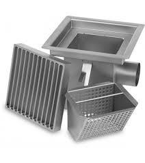 siphon de sol cuisine professionnelle hygiène des solsscm les équipements inox au service de l hygiène