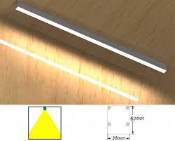 linear flush mount ceiling light 36w 60w modern ceiling surface flush mount linear led office