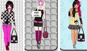 emo dress up games kawaii emo girl dress up game by pichichama on deviantart