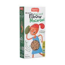 tolerant organic green lentil elbow macaroni thrive market