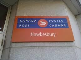 bureau de poste pr騅ost bureau de poste de hawkesbury hawkesbury post office k6a 1a0