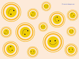 cute backgrounds for desktop smiley wallpapers for desktop wallpapersafari