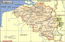 map belguim belgium political map new zone