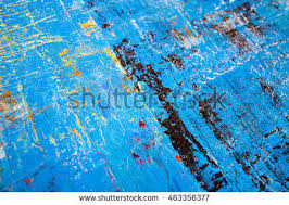 painting artistic bright color oil paints stock illustration