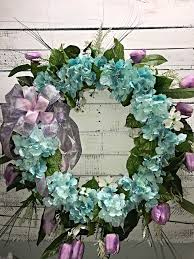 spring door wreaths half off spring wreath featuring beautiful teal colored