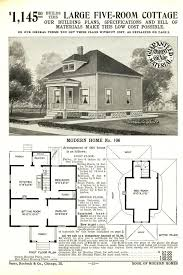 sears homes floor plans four square sears modern homes