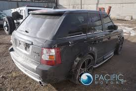 range rover sport black rear right passenger c pillar trim panel black suede range rover