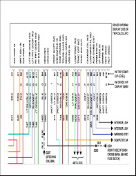 pontiac grand prix radio wiring diagram with schematic 4323