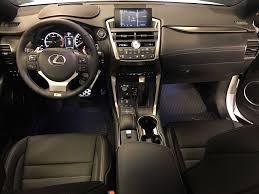 lexus nx digital speedometer pre owned 2017 lexus nx 200t demo unit f sport series 3 4 door