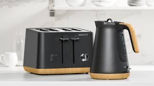 Morphy Richards Toasters And Kettles Morphy Richards Scandi 4 Slice Toaster Titanium Toasters