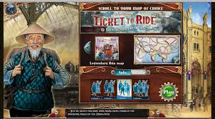 Asia Map Game by Gamers Rejoice There U0027s A Brand New Ticket To Ride Map Legendary