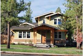 Two Story Craftsman Eplans Cottage House Plan Two Story Craftsman Home 1940 Square