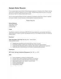 reentering the workforce resume examples cover letter examples waitress aircraft inspector sample resume waitress job resume data management analyst cover letter waitress resume sample qualifications for restaurant job waiter