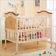 Miniature Crib Bedding Baby Cribs Nursery Bedding Silver Tufted Contemporary Miniature