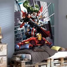 marvel team avengers wallpaper great kidsbedrooms the home