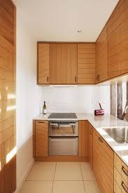 cuisine pratique et facile aménagement moderne tout en longueur pour cette cuisine pratique et