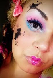 120 best images about halloween makeup on pinterest creepy dolls