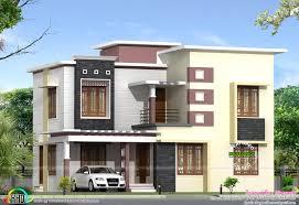 Home Designs And Floor Plans June 2016 Kerala Home Design And Floor Plans 4 Bhk Modern Box
