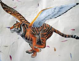 the flying tiger by theblaqkwolf on deviantart