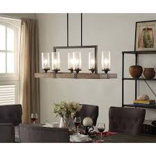 dining room chandelier ideas rectangular chandelier dining room contemporary with wood