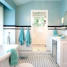 Black And Blue Bathroom Ideas Black Tile Paint For Bathrooms A Contractor Free Bathroom