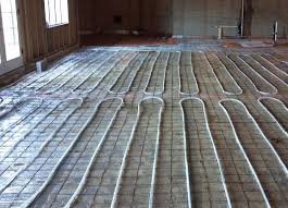how to install radiant heating hardwood floors