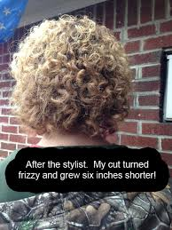 deva curl short hair the devacurl haircut before after and tears shoot me now