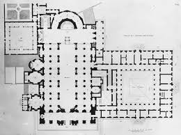 Medieval Cathedral Floor Plan Why Were The Greco Roman Temples Smaller In All Dimensions
