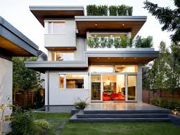 eco friendly house ideas exterior minimalist eco friendly homes with mini square pool and