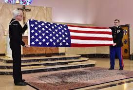 Flag Folding Ceremony Dalton Daltonlynnfield Twitter