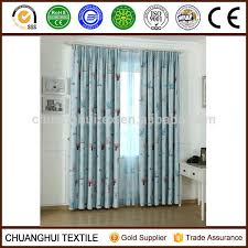 Owl Drapes Cartoon Owl Printed Design Fancy Curtains And Drapes Best For