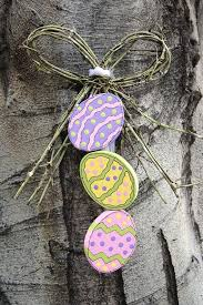 Wooden Hanging Easter Decorations by 490 Best Easter Spring And Summer Inspiration Images On Pinterest