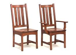 Amish Dining Room Chairs Amish Dining Chair Rkpi Me