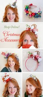 headbands for best 25 christmas headbands ideas on diy bow ribbon