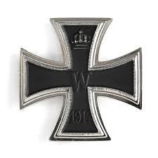 ww1 iron cross 1st class