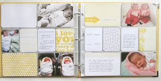 baby photo album project peek at the baby edition design editor