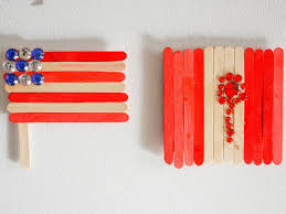 American Flag Craft The Kindergarten Connection