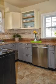 valspar kitchen cabinet paint white remodelaholic diy refinished and painted cabinet reviews