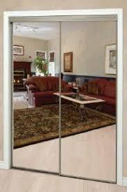 Bayer Built Exterior Doors Mirrored Doors Size Of Replacing Mirrored Sliding Closet