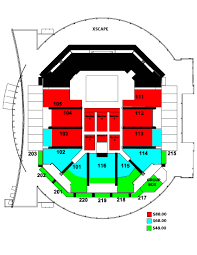 Odu Parking Map Xscape Ted Constant Convocation Center Norfolk Virginia